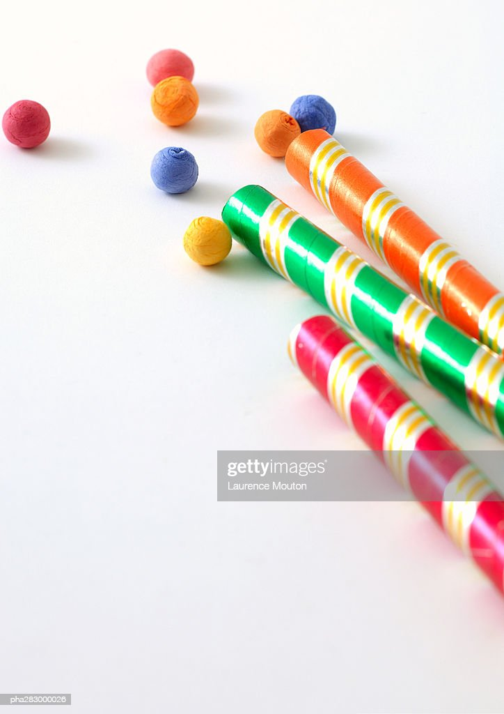 Blowpipes : Foto de stock