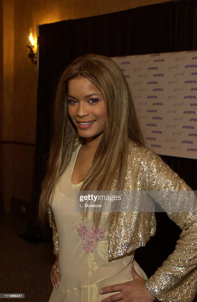 Blu Cantrell during Arista Records Co-Sponsors Benefit for PENCIL featuring Avril Lavigne and Blu Cantrell at Hammerstein Ballroom in New York City, New York, United States.