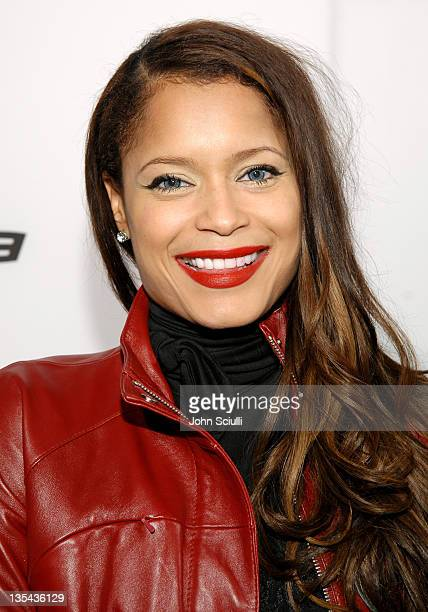 Blu Cantrell during Best Buy Celebrates the Launch of the New Playstation 3 - Arrivals at Best Buy in West Hollywood, California, United States.
