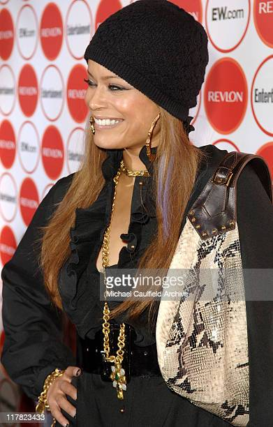 Blu Cantrell during Entertainment Weekly Magazine 4th Annual Pre-Emmy Party - Red Carpet at Republic in Los Angeles, California, United States.