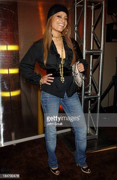 Blu Cantrell during Entertainment Weekly Magazine 4th Annual Pre-Emmy Party - Inside at Republic in Los Angeles, California, United States.