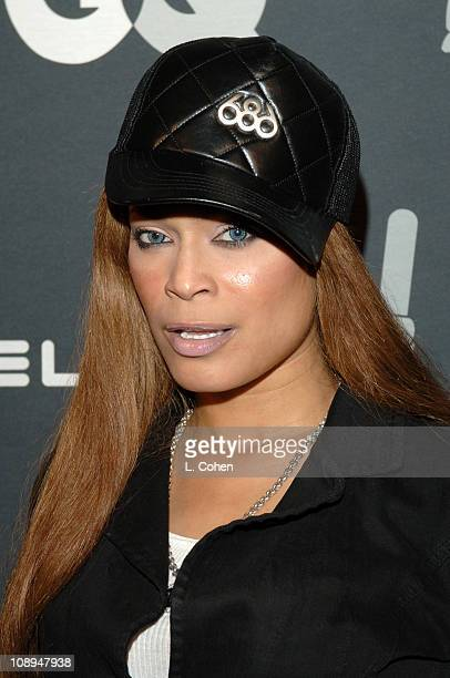 """Blu Cantrell during GQ and Guess Present """"The Roof is on Fire"""" Third Annual Summer Bash at Petersen Auto Museum in Los Angeles, California, United..."""
