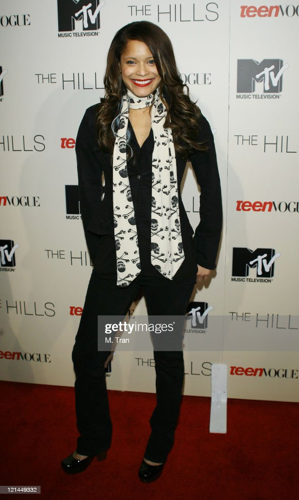 """Launch Party to Celebrate the Second Season of the MTV Series """"The Hills"""" : ニュース写真"""