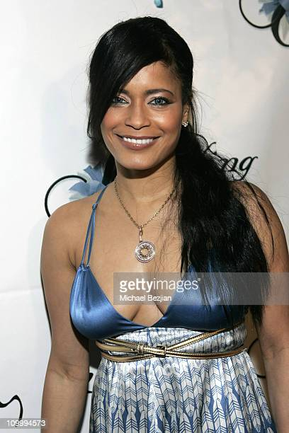 Blu Cantrell during The Grand Re-Opening of Fashion Thursday's at Element in Los Angeles at Element in Los Angeles, California, United States.