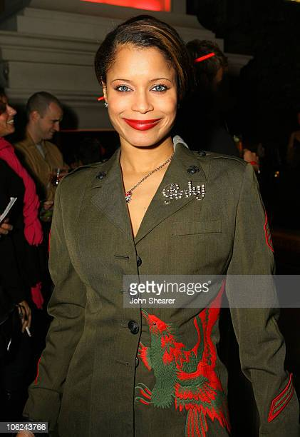 Blu Cantrell during The SeenON.com Launch Party - Inside at Boulevard3 in Hollywood, California, United States.