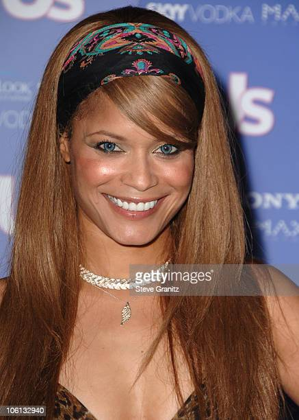 Blu Cantrell during US Weekly's Hot Hollywood: Fresh 15 - Arrivals at Area in Los Angeles, California, United States.