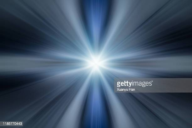 blue abstract big data background - 光の現象 ストックフォトと画像