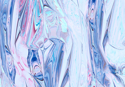 Blue abstract glass background - gettyimageskorea