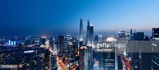 blue air - cityscape stock pictures, royalty-free photos & images