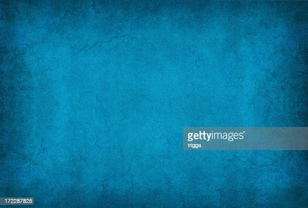 Blue and black grunge background
