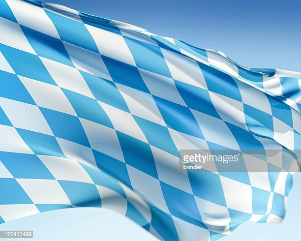 Flagge of Bavaria