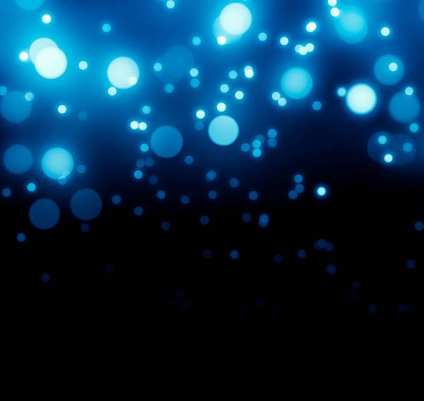 Blue Background Lights
