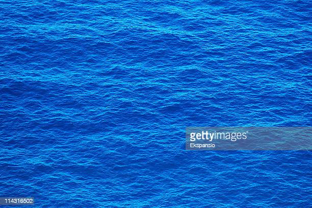 Blue background with sea like texture