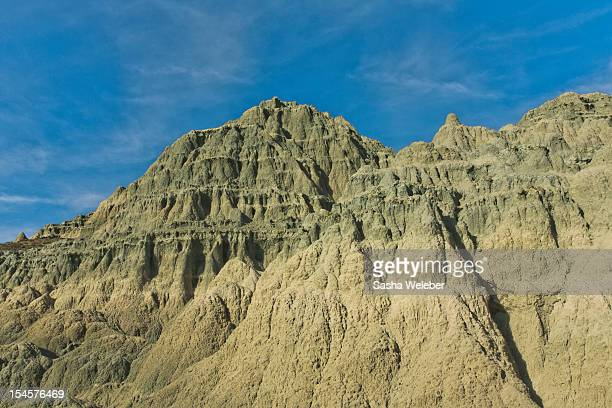 blue basin hills, oregon - john day fossil beds national park stock pictures, royalty-free photos & images