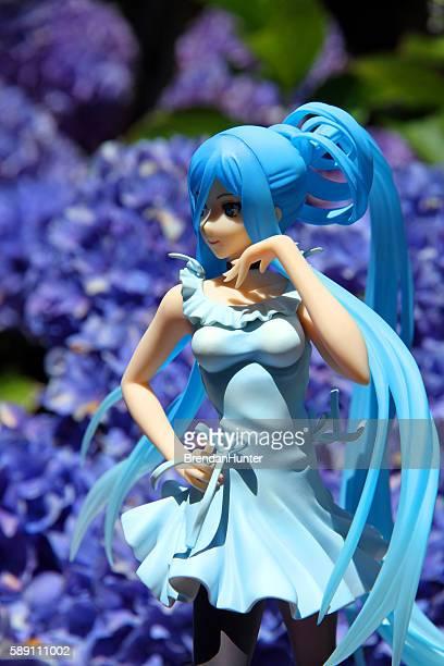 ブルーの美しさ