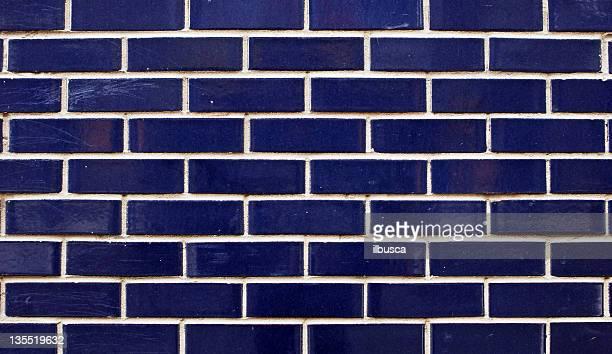 Blauer Wand