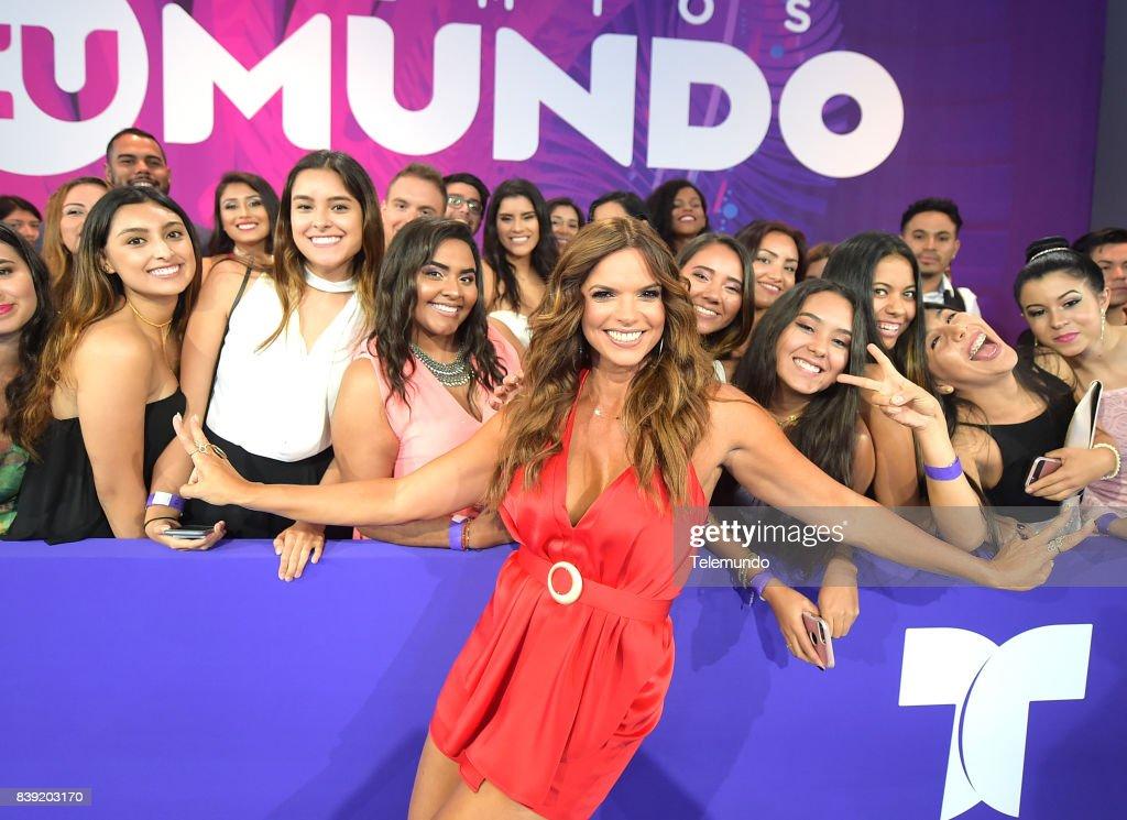 Premios Tu Mundo - Season 2017 : News Photo