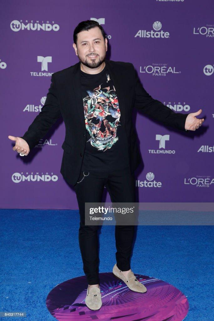 "Telemundo's ""2017 Premios Tu Mundo"" - Arrivals"