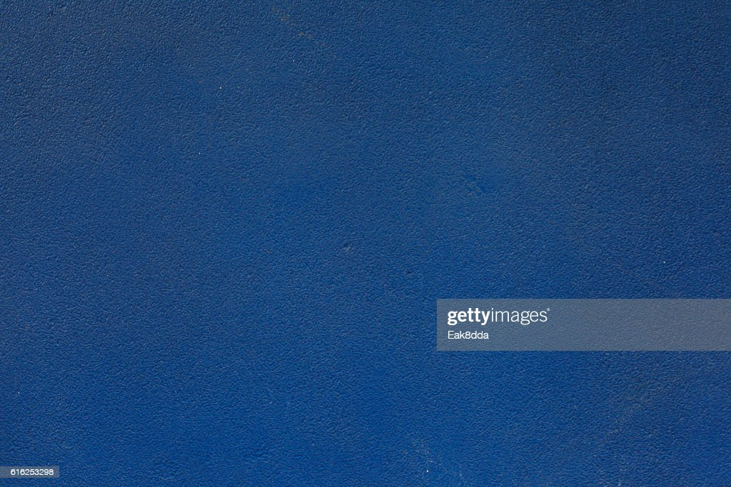 Blue cement : Stock Photo