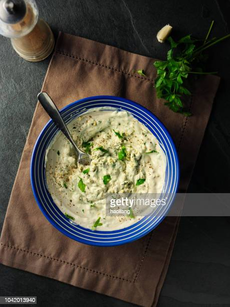 blue cheese mayonnaise - mayonnaise stock pictures, royalty-free photos & images