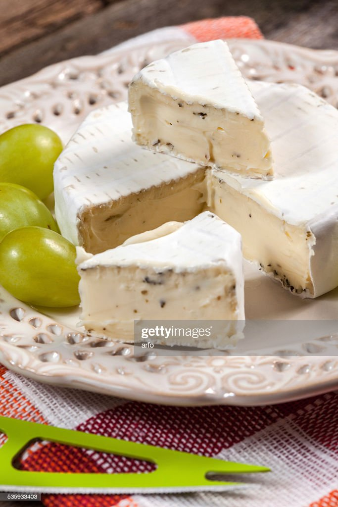 Blue cheese. : Stock Photo