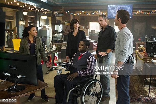 Blue Christmas A string of Christmas burglaries turns deadly and the evidence leads the NCIS team to Wade's adopted son Danny Also Lasalle and Brody...