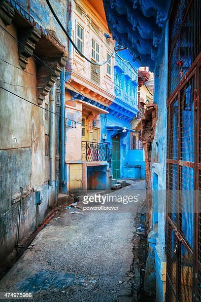 blue city - jodhpur, india - jodhpur stock pictures, royalty-free photos & images