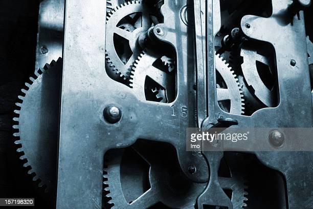 Blue Clockwork, technical background