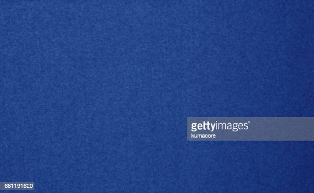 Blue color fleece fabric