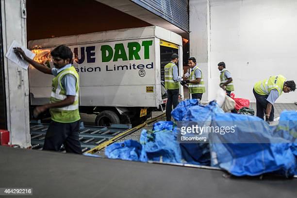 40 Operations At A Blue Dart Express Ltd Hub As Unit Of Dhl Express