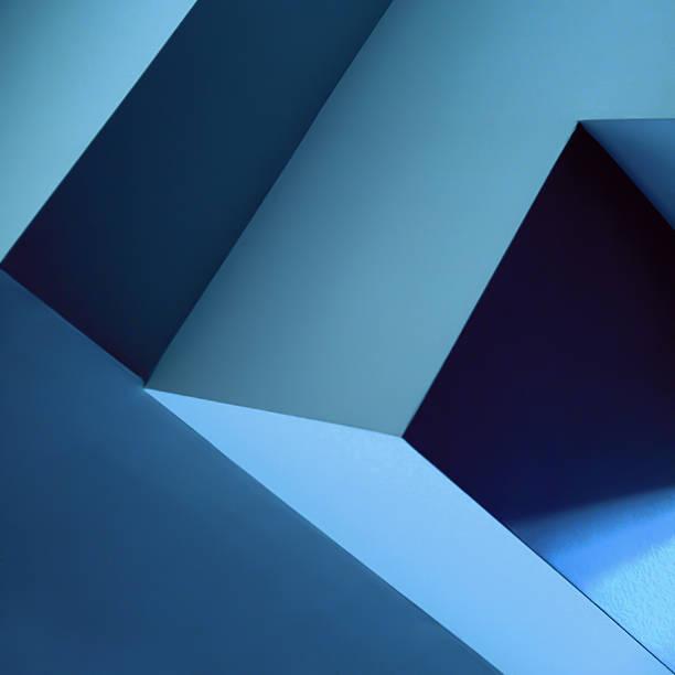 Blue diagonals