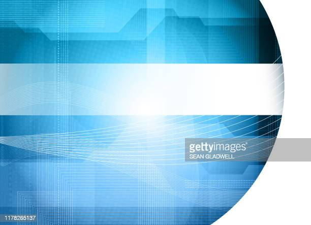 blue digital cover template - cover design stock pictures, royalty-free photos & images