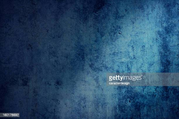 Blue dirty background