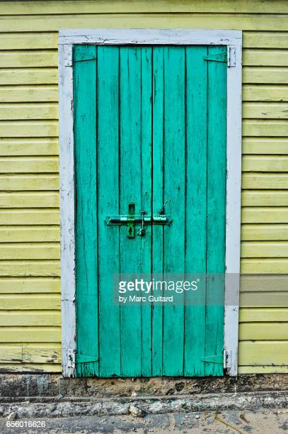 Blue Door, Harbour Island, Bahamas