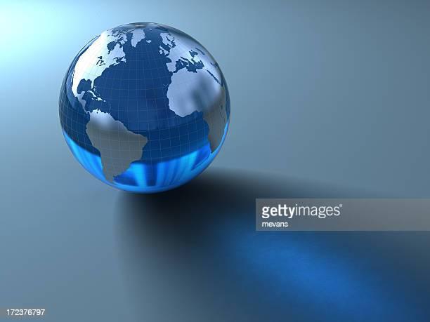 Azul tierra