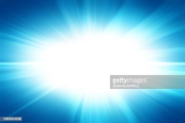 blue flash - luminosity stock pictures, royalty-free photos & images