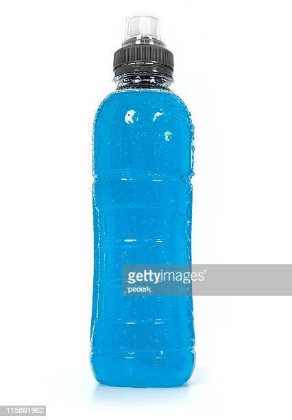 Blue fluid
