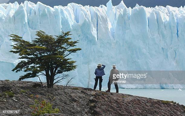 Gletscher-Blau