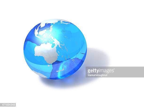 Blue Globe - Australia