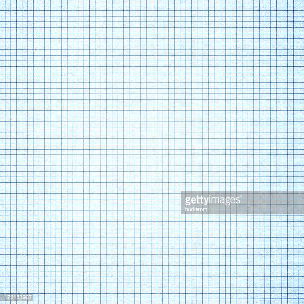 blue graph paper background textured - lined paper stock pictures, royalty-free photos & images