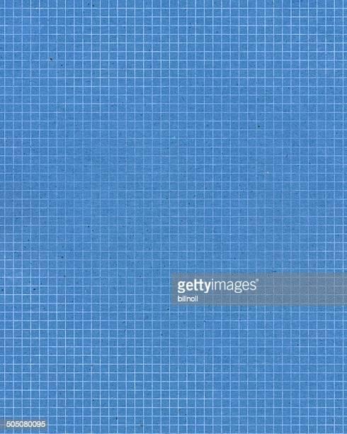 blue graph paper