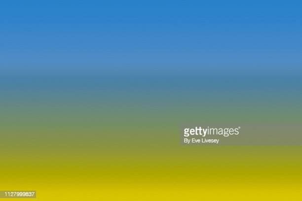 blue, green & yellow gradient texture - fading stock pictures, royalty-free photos & images