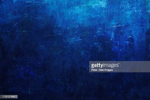 blue grunge texture - scratched stock pictures, royalty-free photos & images