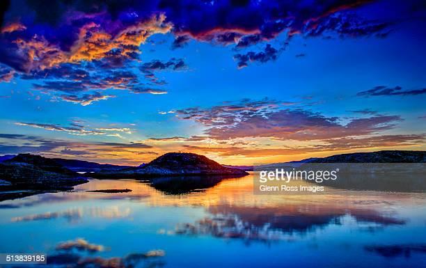Blue Hour Lake Mead