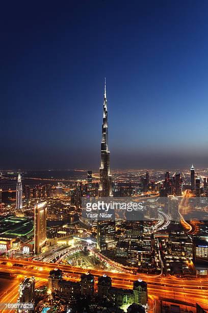 UAE - Blue Hour