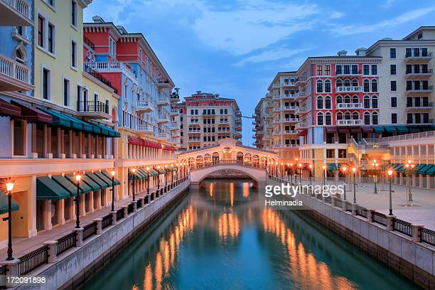 Blue Hour Qanat Quartier