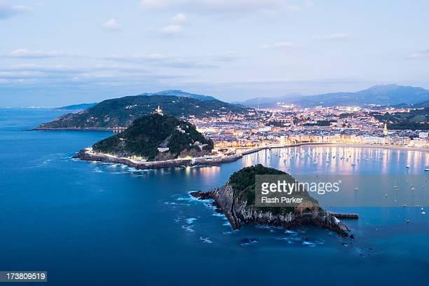 Blue Hour San Sebastián