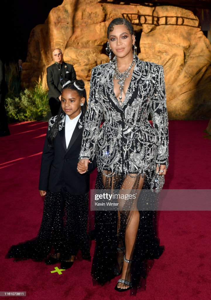 "Premiere Of Disney's ""The Lion King"" - Red Carpet : News Photo"