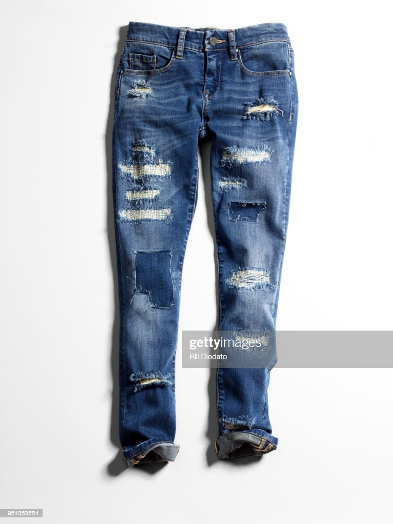 blue jeans : Stock Photo
