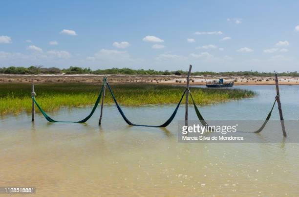 Blue Lagoon, a paradise in Jericoacoara.